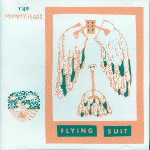 The Flying Suit CD cover