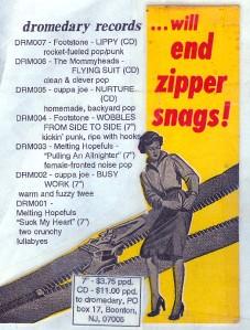 Zipper ad
